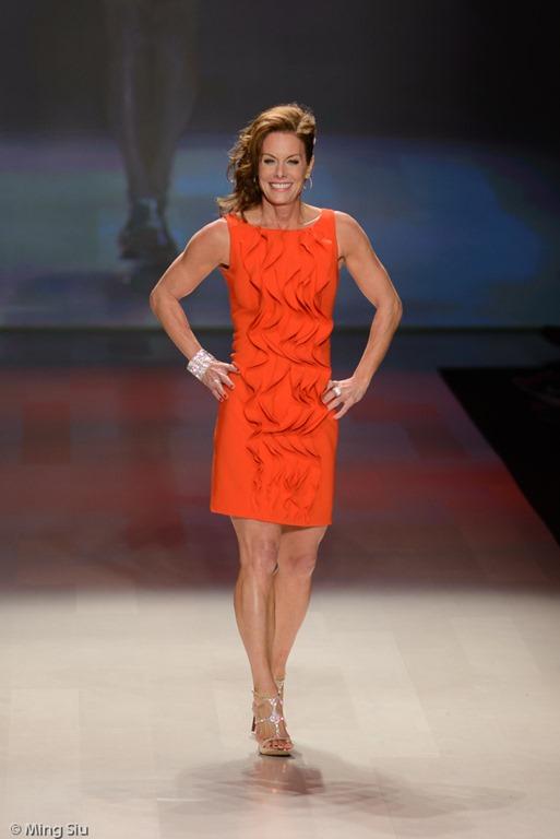 2013 The Heart Truth Fashion Show – to Fashionistas