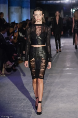 Canadian Designer Mikhael Kale Debuted Modern Collection of Sleek Separates for Spring/Summer 2014 Season