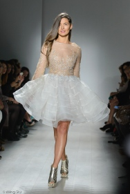 NARCES 2014 Spring Signature Collection at World MasterCard Fashion Week Toronto