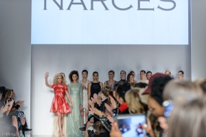 NARCES 2014 Spring Signature Collection at World MasterCard Fashion Week Toronto