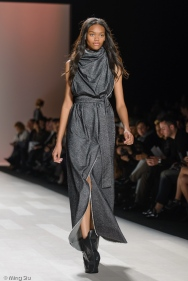 Sid Neigum Spring 2014 collection at World MasterCard Fashion Week Toronto
