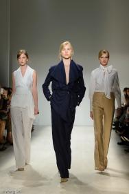 Whitney Linen Spring 2014 collection shown during World MasterCard Fashion Week Toronto