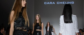 World MasterCard Fashion Week Toronto Spring 2014-Cara Cheung