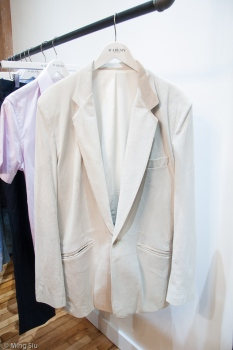Christopher Bates SS14 collection preview