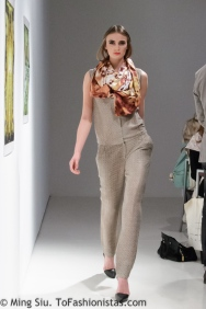 Cristina Sabaiduc Spring / Summer 2014 collection