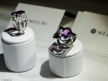 Angel Ring by João Filipe Catarino from Mejuri Jewellery Launch Event