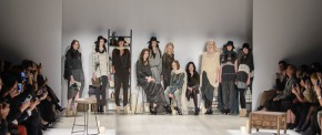 World MasterCard Fashion Week Fall 2014 – Laura Siegel