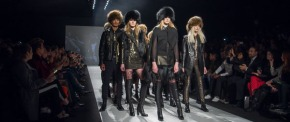 World MasterCard Fashion Week Fall 2014 – RUDSAK