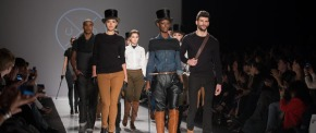 World MasterCard Fashion Week Fall 2014 – Triarchy