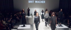World MasterCard Fashion Week Fall 2014 – Brit Wacher
