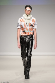 AW14 Fall in Love with Machinery by Benji WZW