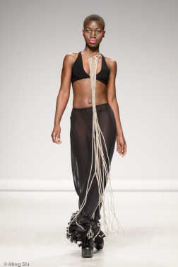 The Abyss Fall/Winter 2014 collection by Masha Apparel