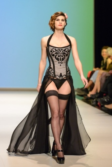 Starkers Corsetry